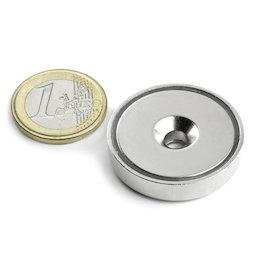 CSN-32, Countersunk pot magnet Ø 32 mm, strength approx. 30 kg